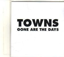 (DU175) Towns, Gone Are The Days - 2011 DJ CD