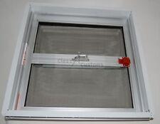 roof vent ESCAPE Hatch white lid metal frame rv bus Heng's 48621-C2 1724