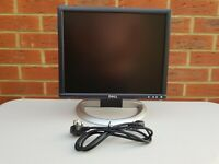 """Monitor DELL UltraSharp 1704FPT, 17"""" inch DVI-D, VGA D-SUB, USB x4 Hub"""