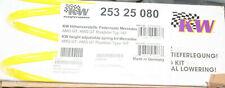 KW Gewindefedern Mercedes-Benz AMG GT  Federnsatz 25325080 NEU #1