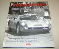 Porsche 904 - Die komplette Dokumentation - Entwicklung, Evolution, History