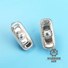 2pc OE L or R Side Turn Signal Light Lamp Flasher Indicator For Audi A4 S4 A6 S6