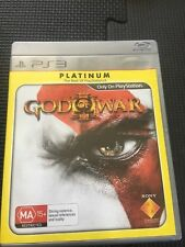 God of War Collection PS3 Uncensored Version