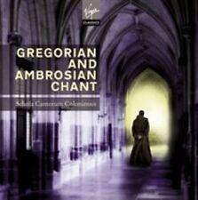 Gregorian & Ambrosian Chant, New Music