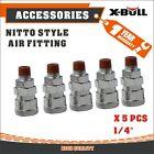 X-BULL 5PCS Nitto Style Socket Mate  Air Fitting Coupler Free Shipping 20SM