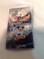 Disney 2001 Disney Store 100 Years Dreams MAGIC IS YOU CALIFORNIA MICKEY PIN