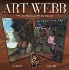 Mr. Flute / Love Eyes Art Webb 5019421603429