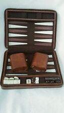 Travel size Backgamman by Skor-Mor