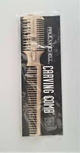 Paul Mitchell Donald Scott Carving Comb Razor Shear Scissor + 5 Extra Blades