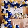 61Pcs Gold Latex Balloon Arch Kit Birthday Wedding Chirstmas Garland Decoration