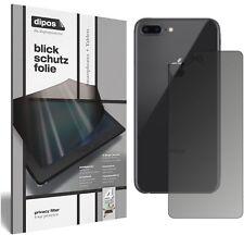 Apple iPhone 8 Plus arrière Protection écran de Confidentialité Protecteur