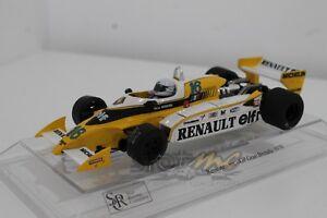 SRC 02102 GP G. Bretaña 1979 René Arnoux 1/32  #NEW#
