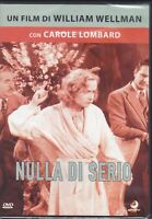 dvd NULLA DI SERIO di William wellman con Carole Lombard nuovo 1937