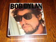Bob Dylan 12 CD BOX SET Infidels JAPAN PROMO
