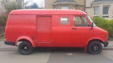 Bedford CF2 Van - Camper - Vintage - Classic