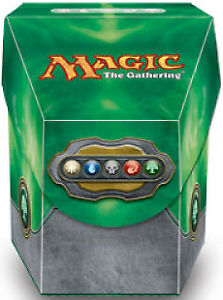 Commander Deck Box - Green Ultra Pro GAMING SUPPLY BRAND NEW ABUGames