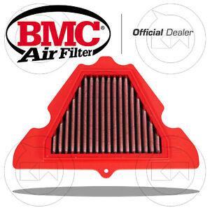 FILTRO ARIA SPORTIVO LAVABILE BMC FM592/04 PER KAWASAKI Z 1000 2010 2011 2012
