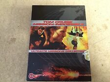 * NEW DVD Film * MISSION: IMPOSSIBLE TRILOGY BOXSET *