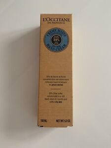 NEW Loccitane SHEA BUTTER hand cream 150 ml