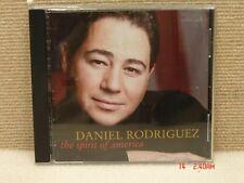 *CD Daniel Rodriguez - The Spirit of America                                  B3