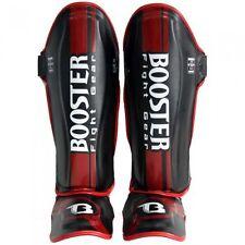 Booster - BSG V 3 RED. Schienbeinschoner.S-XL. shinguards. Muay Thai. MMA. K1.