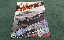 1983 COLT WORLD UK FOLDER BROCHURE Cordia Starion Sapporo Galant Mirage Turbo ds