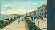 Eastbourne Wish Tower & Grand Parades 1909 Postmark