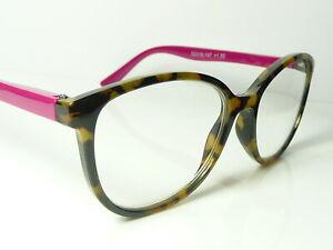 Womens Ladies Designer (Reading Glasses) Or ( Tinted Reading Sunglasses)