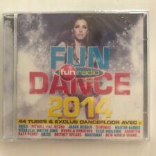 Fun radio Fun Dance 2014 2 CD neuf sous blister