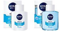 Nivea Men Post Shave Balm & Lotion No Alcohol Burning Sensitive 100 ml