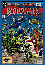 Flash Annual # 6 - (2nd series) Dc Comics 1993 (vf)