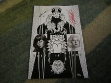 BIG TROUBLE IN LITTLE CHINA #1 FRANK CHO VARIANT SIGNED 2014 BALTIMORE COMIC CON