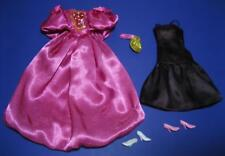 Victoria Beckham Posh Spice Girls Galoob Doll-Dress/Clone Evening Gown Clothes