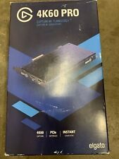 NEW Elgato Game Capture 4K60 PRO HD Gaming Recorder HDMI for PS4 Xbox One PC