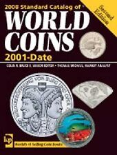 2008 Standard Catalog of World Coins 2001 to Date (Standard Catalog of-ExLibrary