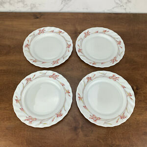 Set of Seven 7 Arocopal Champetre Luncheon Plates