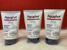 3-Aquaphor Healing Ointment Baby Advanced Therapy 3oz. Tube