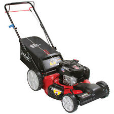 "Craftsman 7.25 163cc 21"" Front Wheel Drive Self Propelled Lawn Mower 3in1 Mulch"
