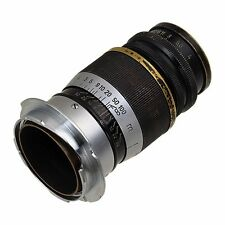 Fotodiox Obiettivo Adattatore m39 (39mm x1 Leica screw mount) su Leica M 35mm/135mm