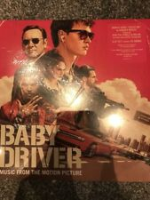 Baby Driver-Music from the Motion Picture-NEW SEALED 2 X VINYL LP