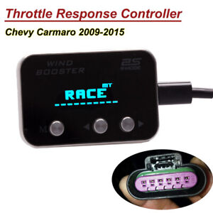 Pedal Booster Commander Throttle Response Controller for Chevy Camaro 2009-2015