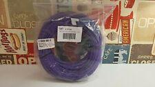 C2G 81768 50M Lc/Sc Om4 Lszh Fibre Patch Purple Patch Cable Lc Multi-Mode M