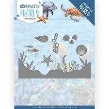 Sea Life - Stanzschablone - Underwater World Collection - Amy Design (ADD10211)