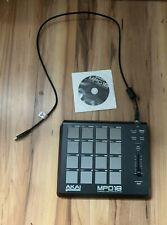 AKAI Mpd18 USB DrumPad Controller + Software CD
