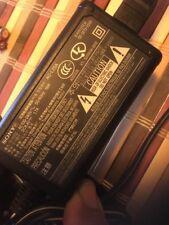 Genuine Original OEM SONY AC-L25A AC-L25A AC-L25B AC-L25C AC Power Adapter