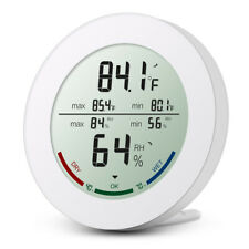 Mini_Digital LCD Indoor Room Thermometer Hygrometer Temperature Humidit Meter