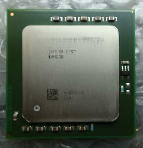 Intel SL7ZE Xeon 3.20GHz 2M Cache 800FSB Socket PGA604 / 604 CPU / Processor