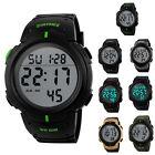 Mens Sports Watches SKMEI Luxury Dive Digital LED Military Watch Men Fashion