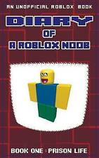 NEW Diary of a Roblox Noob: Prison Life (Roblox Noob Diaries) (Volume 1)