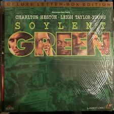 Soylent Green NTSC Englisch Charlton Heston